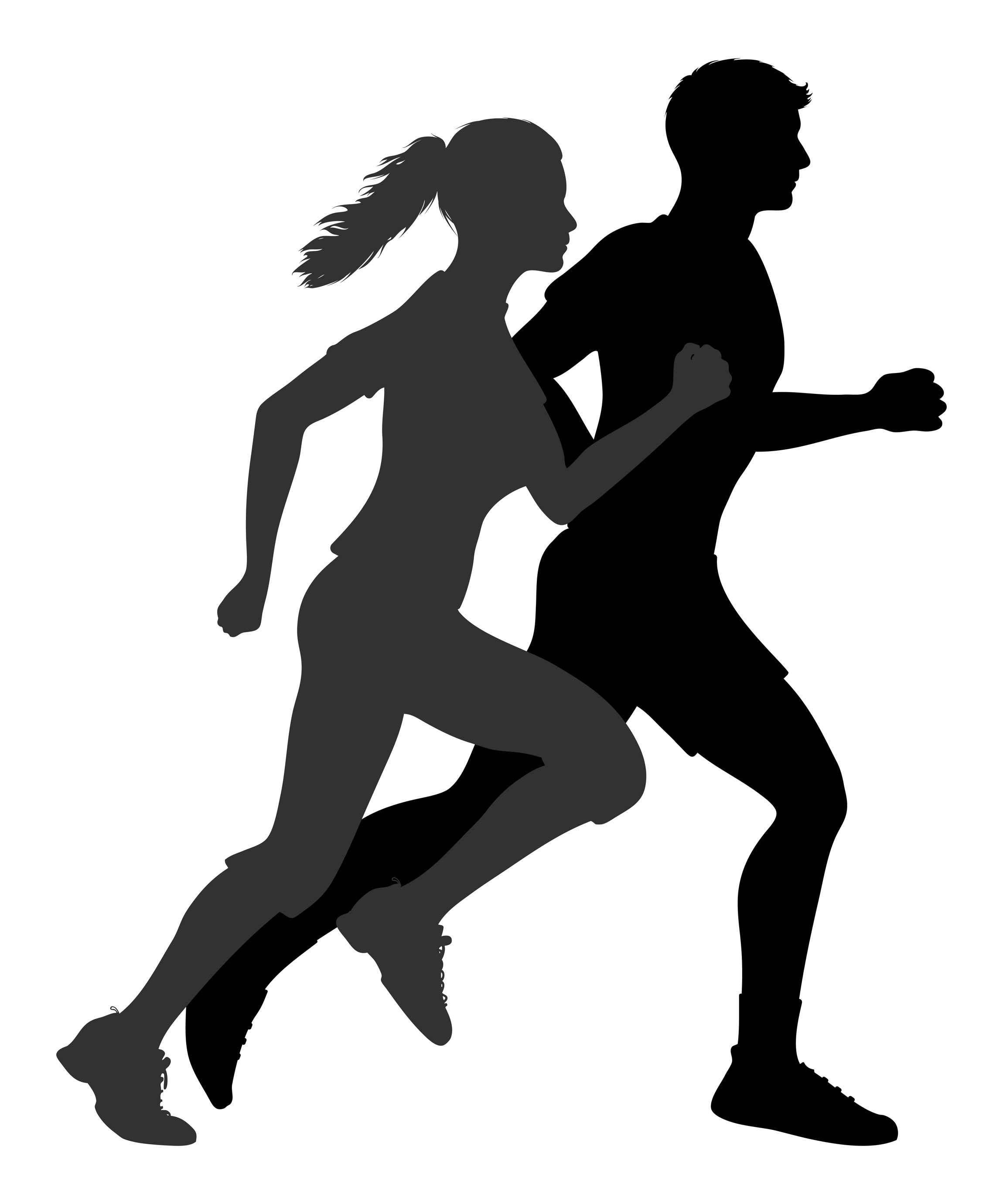 9 Running Exercise Icons Images