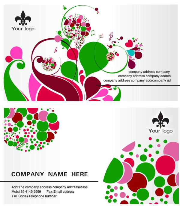 10 PSD Floral Design Images