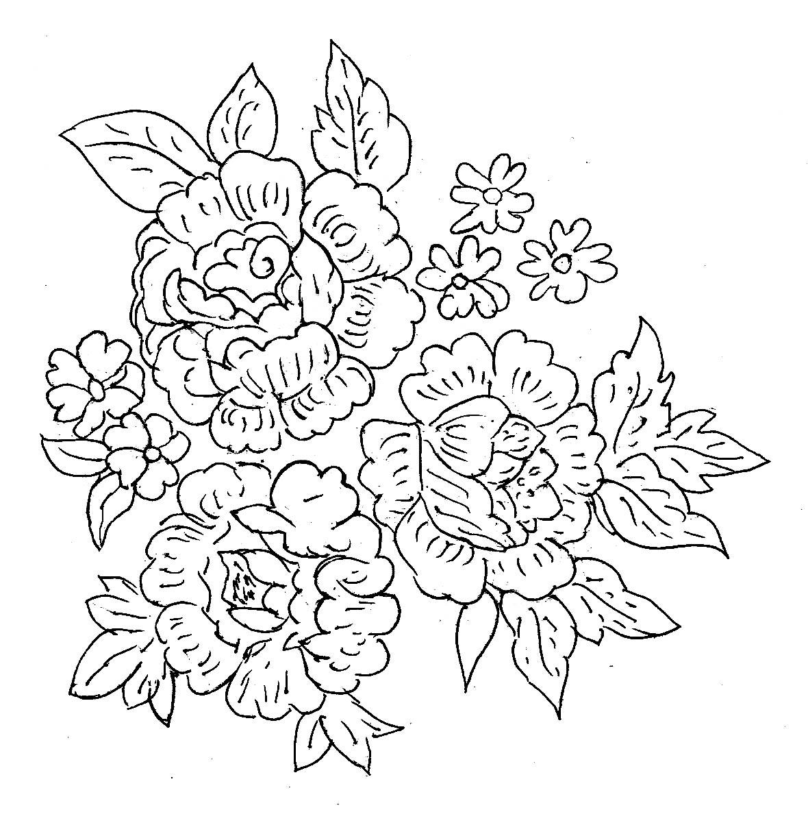 Flower Designs Patterns