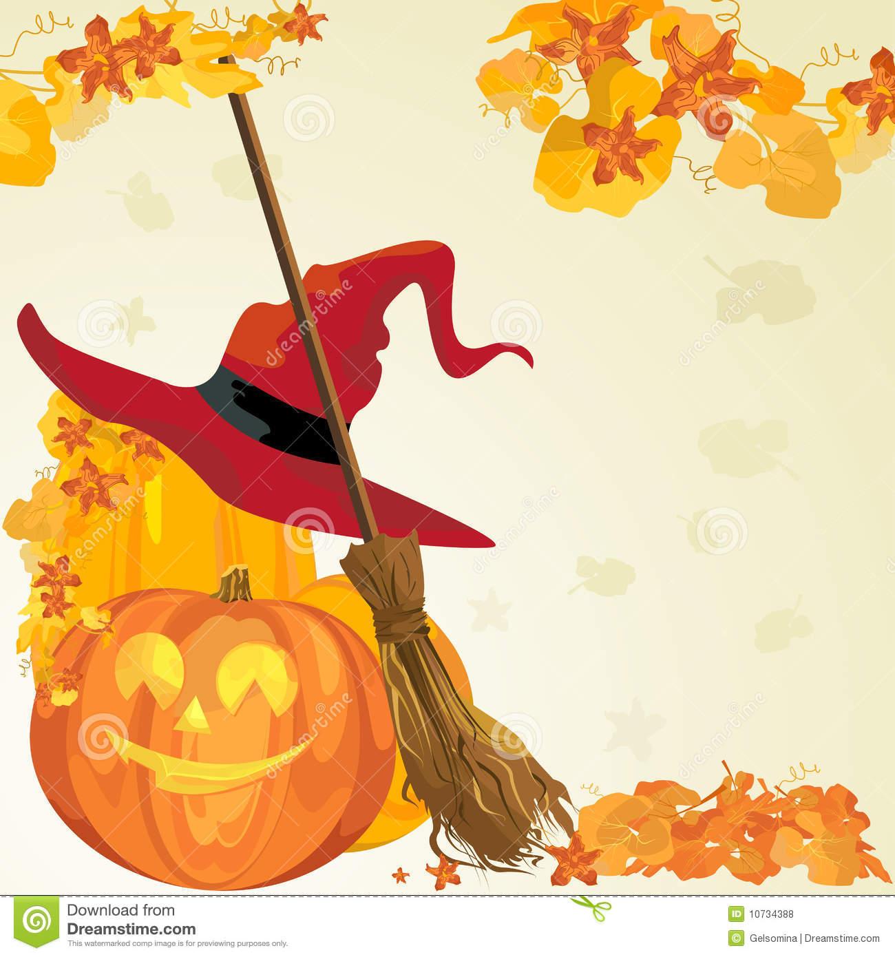 Free Halloween Borders