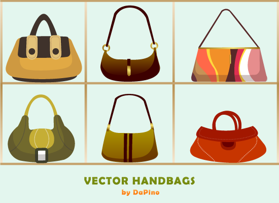 15 Handbag Vector Free Images