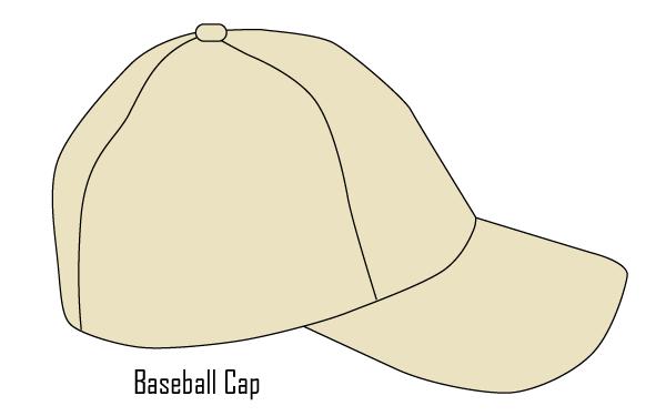Free Vector Baseball Cap Template