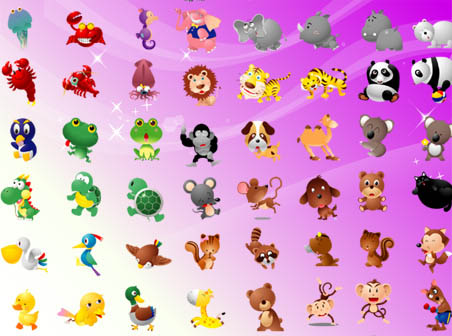 Free Vector Downloads Animal