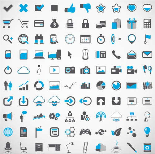 Free Web Page Icons