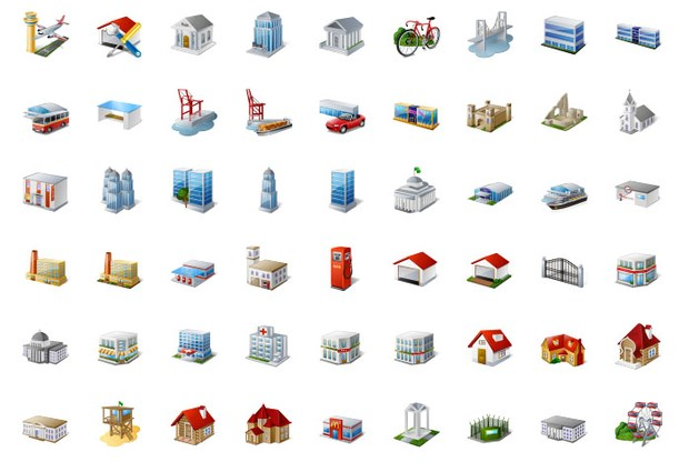 13 GIS Search Icon Images