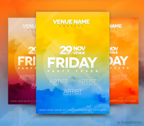 Grand Opening Flyers Templates Free