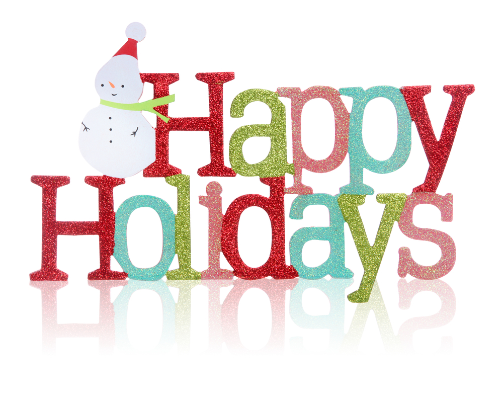 14 Happy Holidays Graphics Images