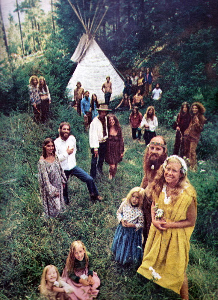 18 Hippie Photos From The 1960s Images - 1960s Hippies ...