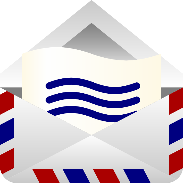 7 Mail Envelope Icon Images