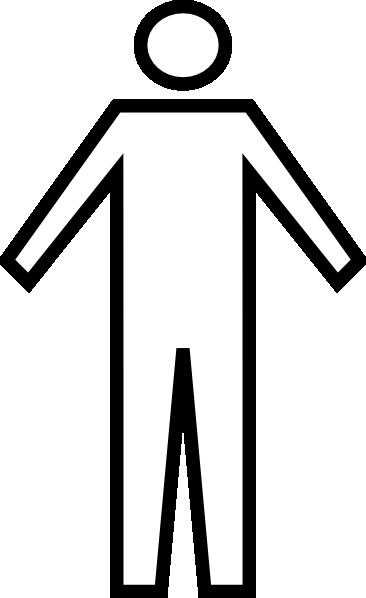 Man Symbol Clip Art