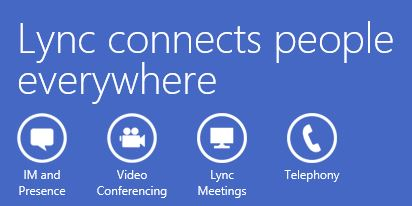 Microsoft Lync 2013 Icon