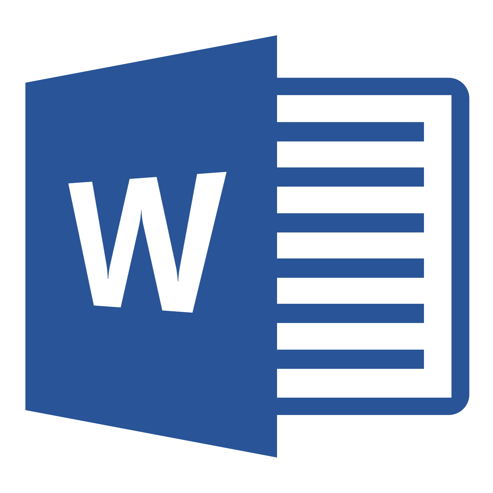 15 Microsoft Word Icon Images