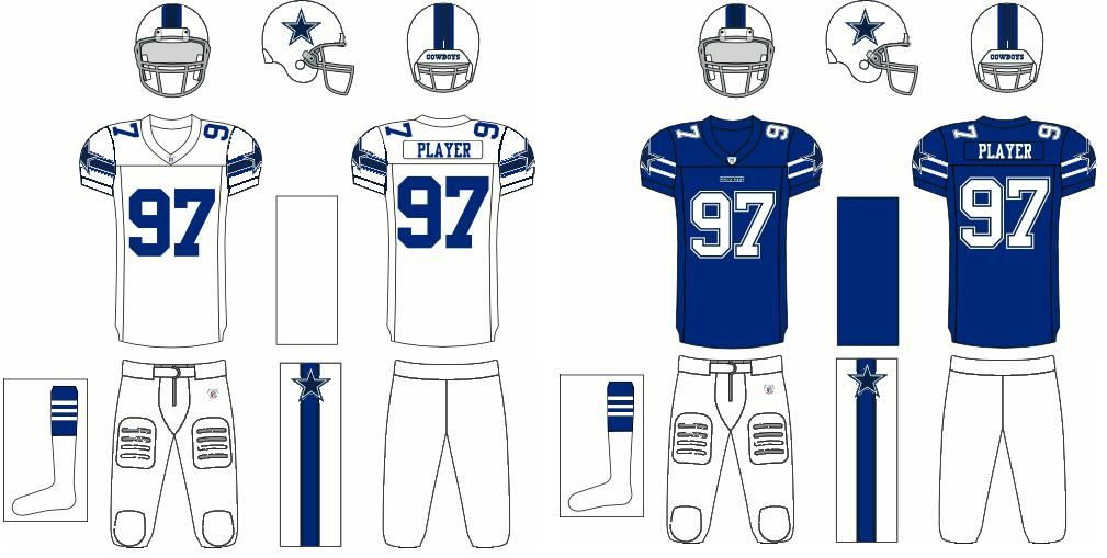 NFL Football Jersey Template