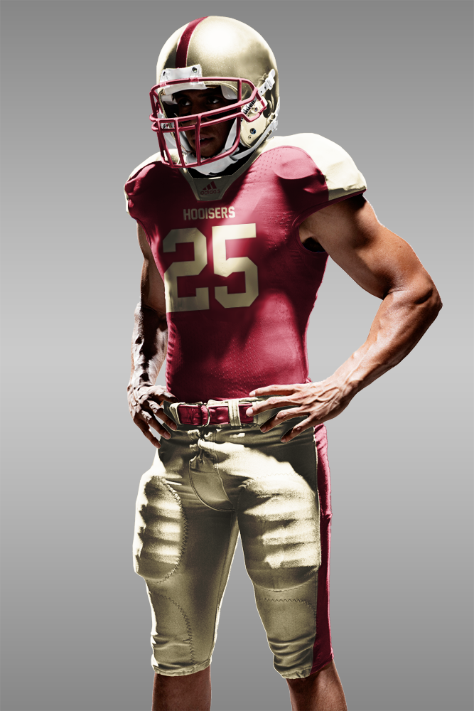 Nike Football Uniform Template PSD
