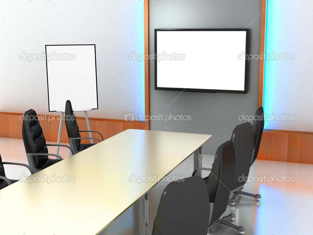 6 Stock Photos Office Room Images
