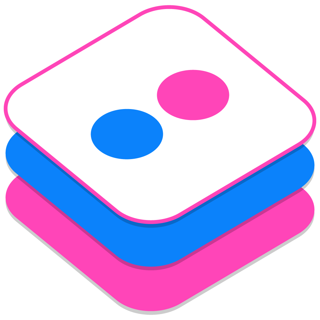 Official Flickr Logo Icon