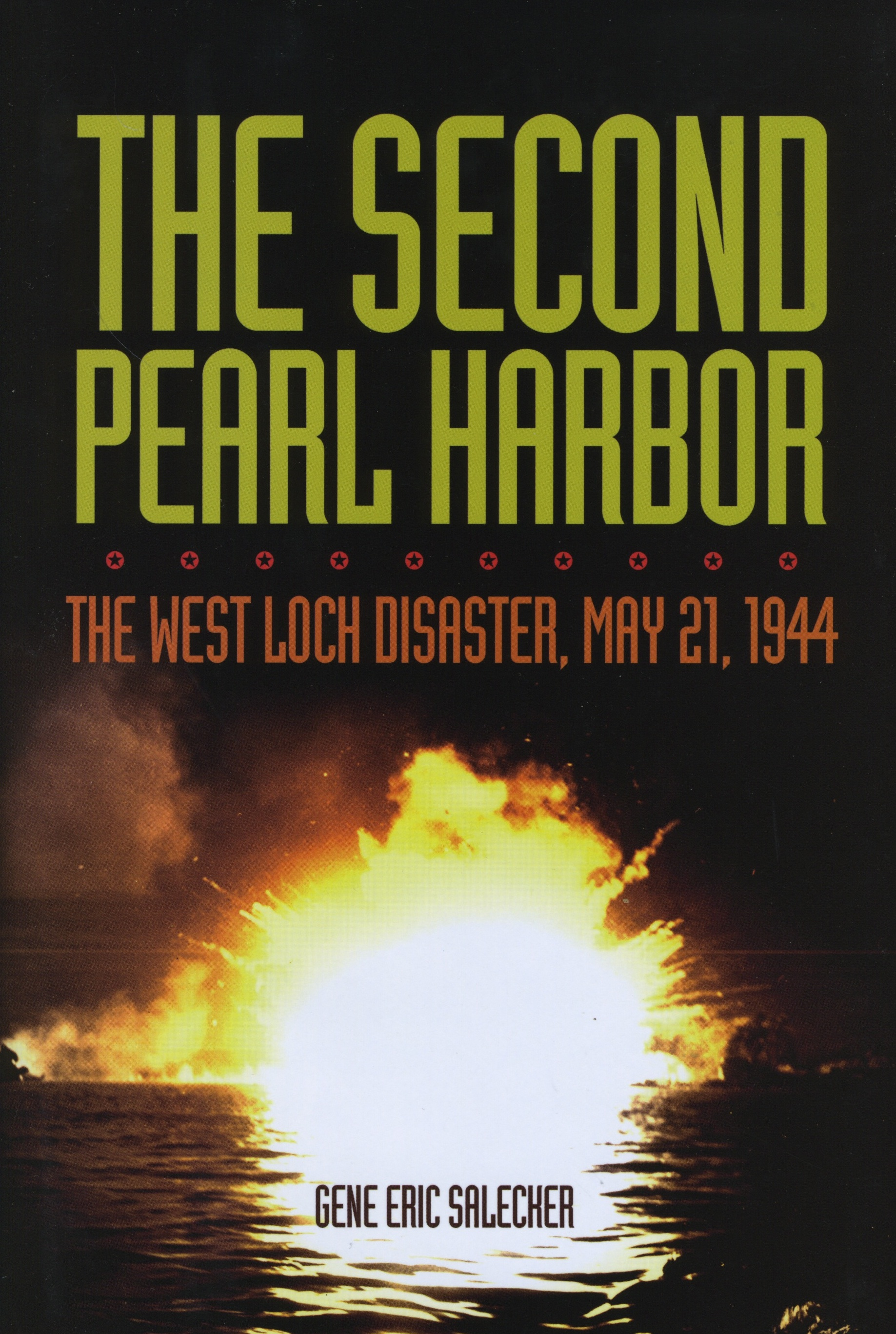 Pearl Harbor West Loch Disaster