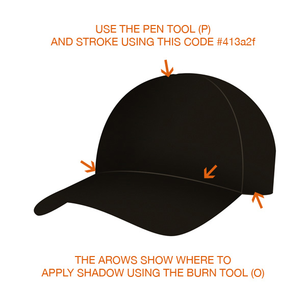 Photoshop Baseball Hat