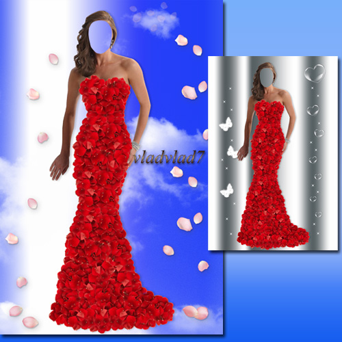 Photoshop Dress Download