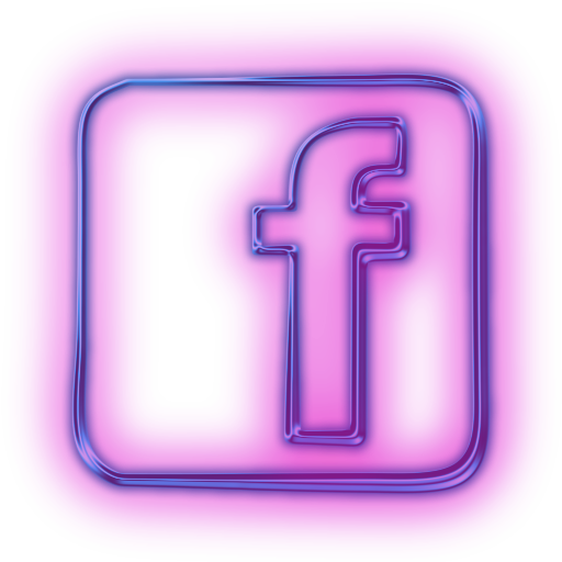 9 Purple Facebook Icon Images