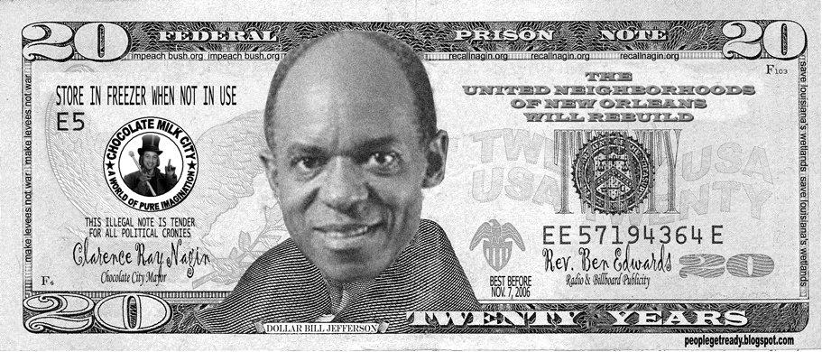 Thomas Jefferson Dollar Bill