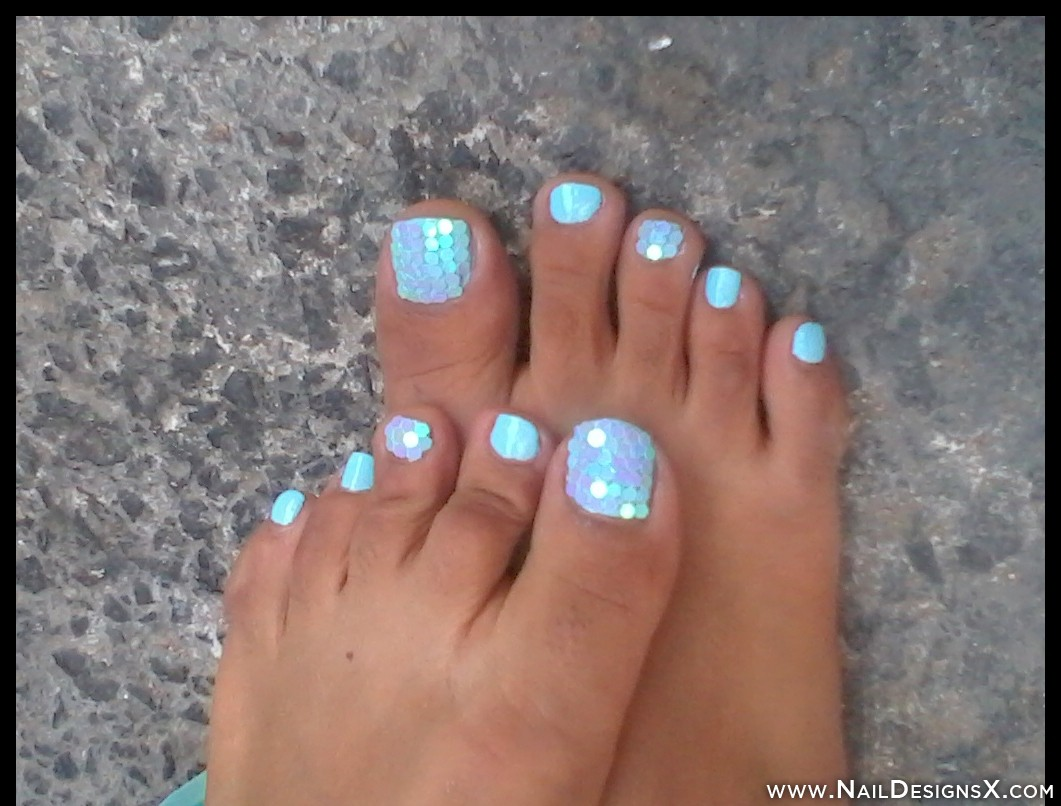 Toe Nail Designs Summer 2015 Colors