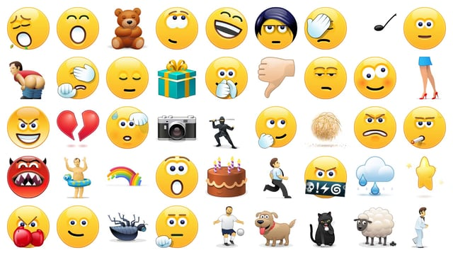 11 New Skype Emoticons 2015 Monkey Images