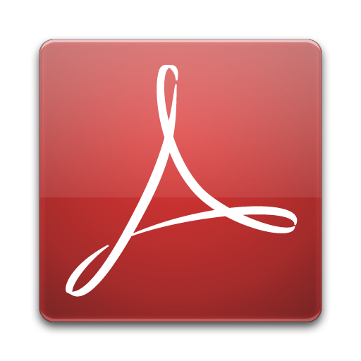 11 Adobe Acrobat Document Icon Images