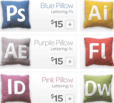 Adobe Application Logos