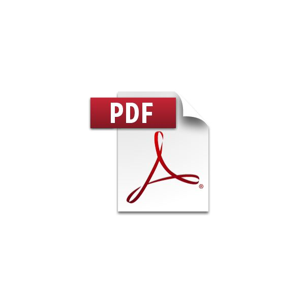 Adobe PDF File Icon