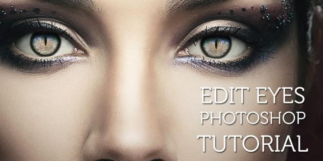 Amazing Photoshop Eye