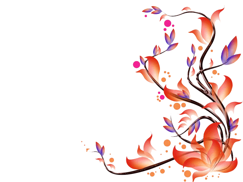 Animated Flower Graphics