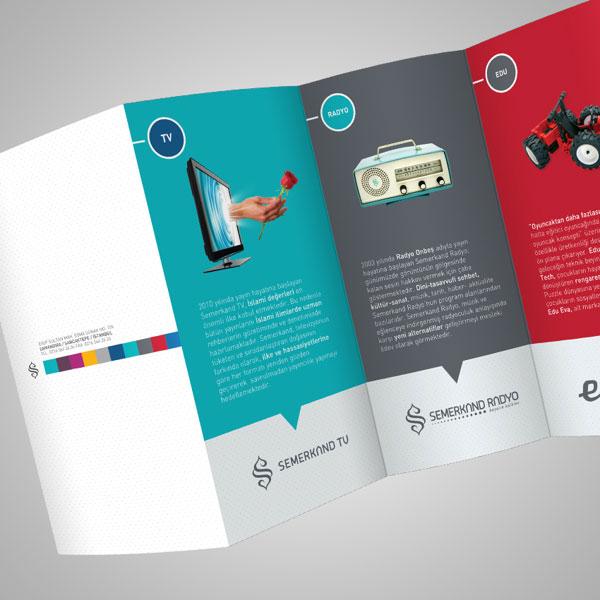 Beautiful Brochure Design