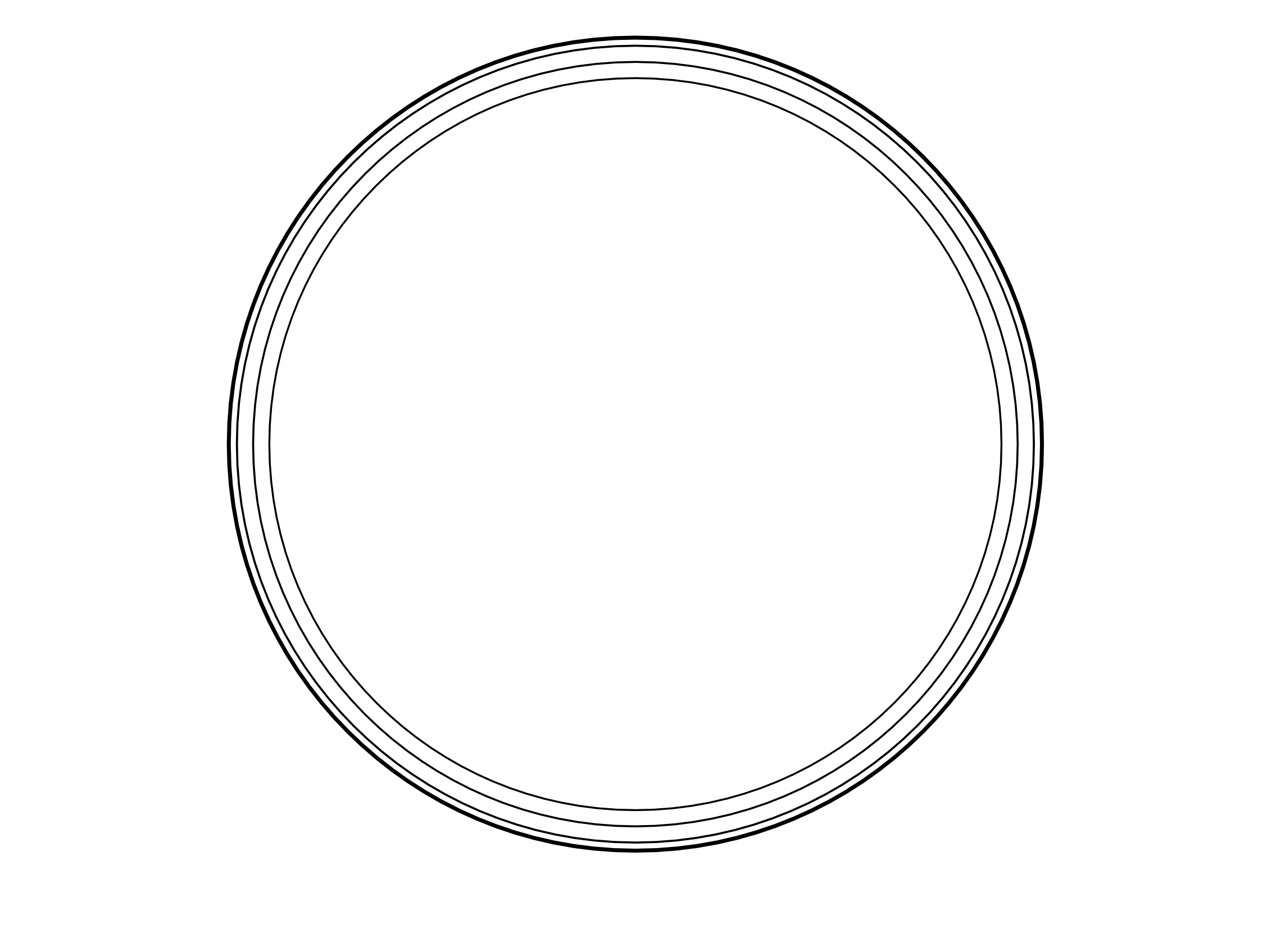16 Blank Wooden Circle Vector Png Images