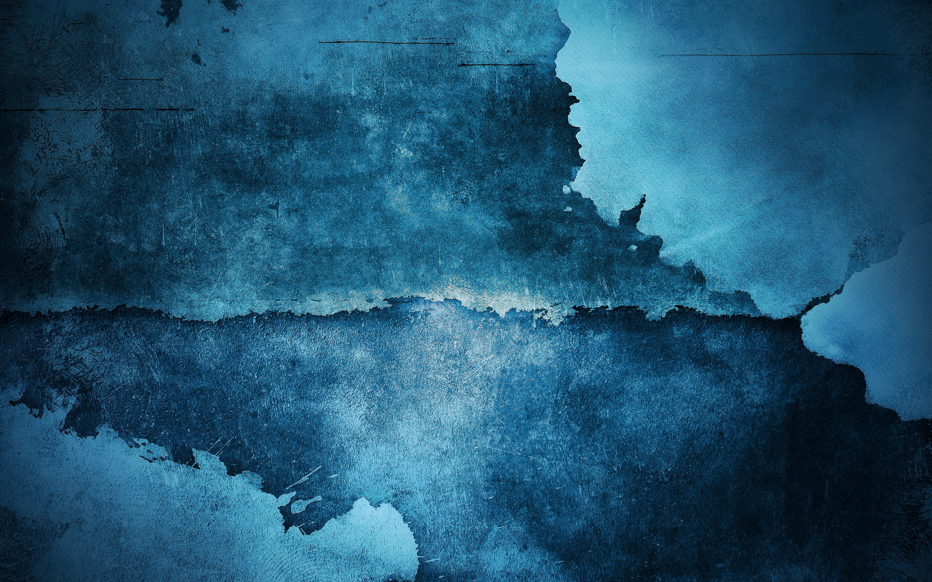 Blue Grunge Background Photoshop