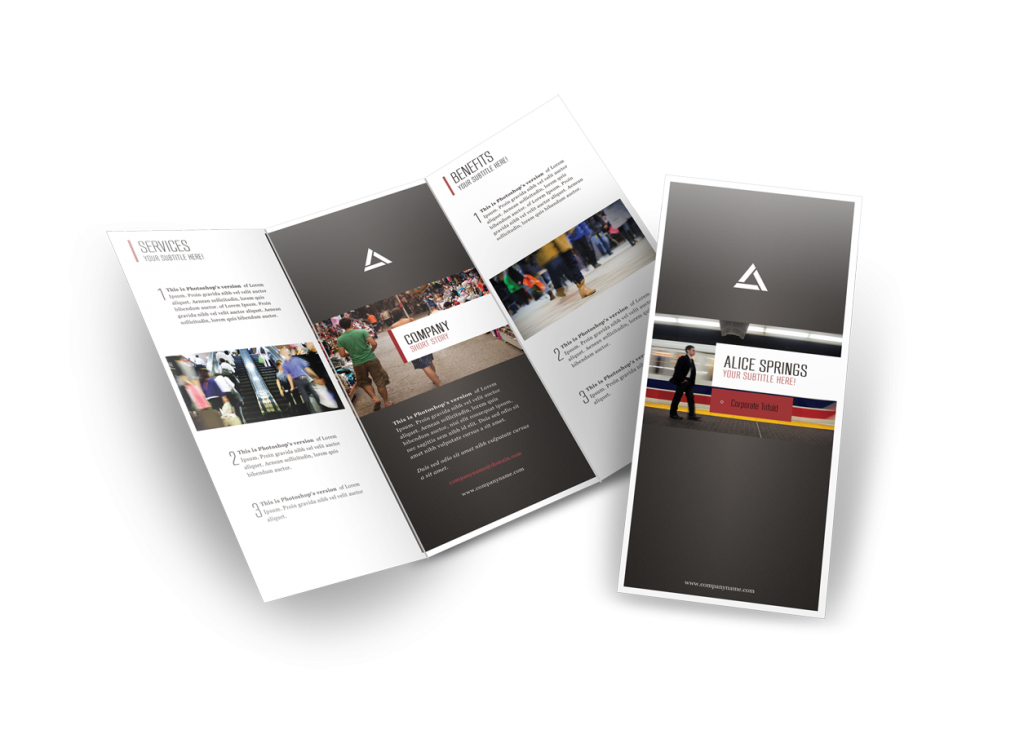 Business Brochures Templates Designs Free