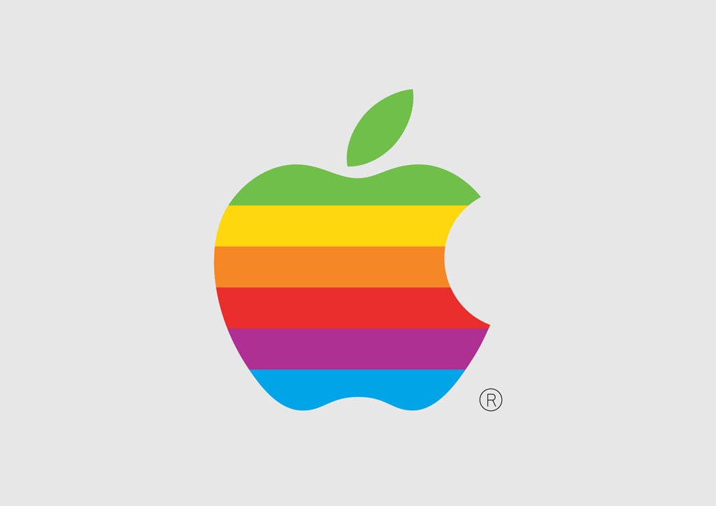 10 Apple Logo Vector Free Images