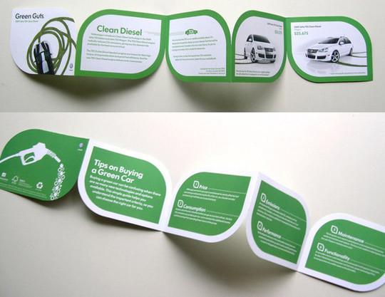 14 Unique Leaflets Design Images