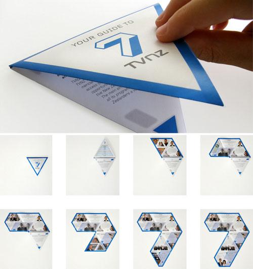 Creative Fold Brochure