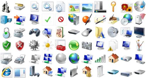 15 Free Windows Desktop Icons Images
