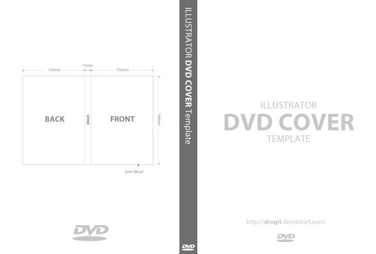 images free dvd case cover template photoshop dvd cover template