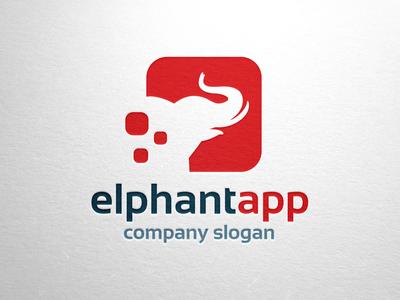 Elephant App Logo