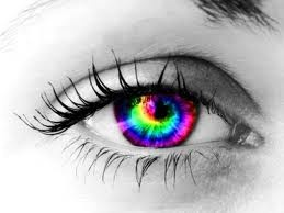 Eye Drawing Color