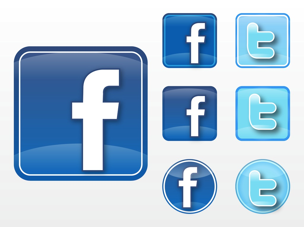 15 Facebook Logo Icon Vector Images Facebook Icon Vector
