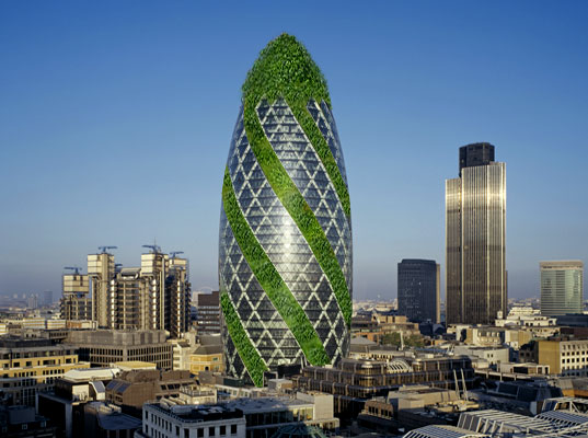 Famous Sustainable Buildings
