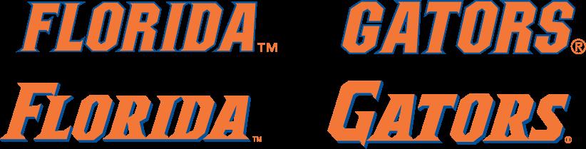 Florida Gators Logo Font