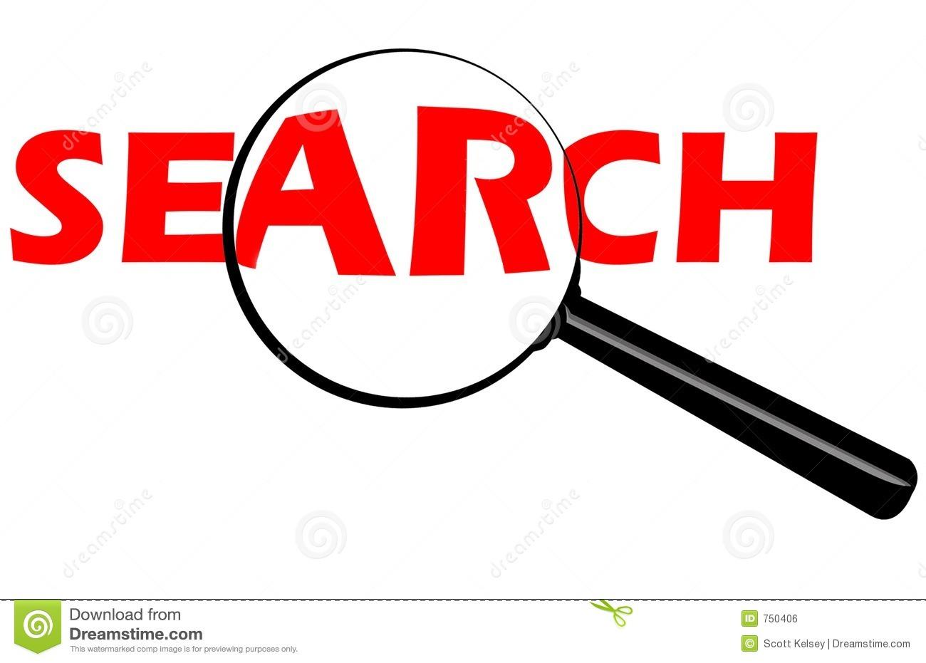Free Copyright Search Button Icon