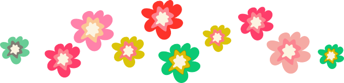 Free Flower Border with Transparent Background