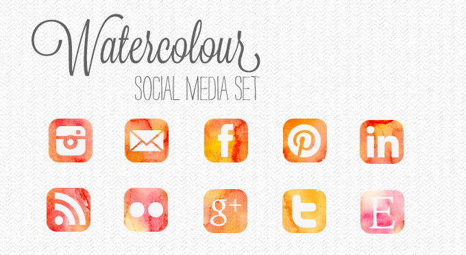 15 Current Social Media Icons Images