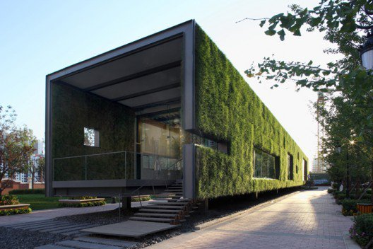 Green Architecture Design